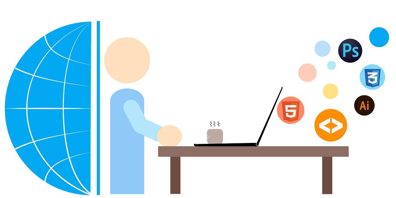 שפות פיתוח אתר