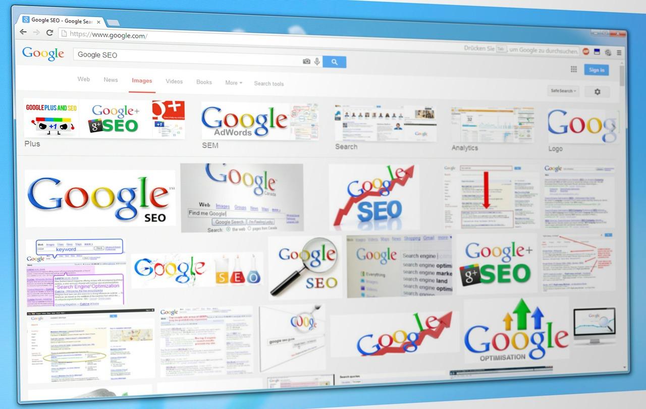 גוגל בצורות שונות